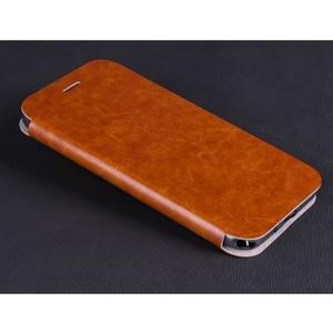 Moof klopové pouzdro na mobil Asus Zenfone Zoom - hnědé - 3