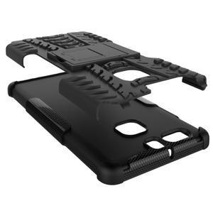 Outdoor ochranný kryt na mobil Huawei P9 - rose - 3