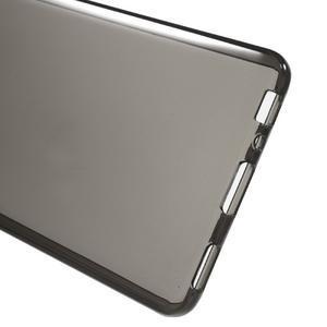 Gelový obal na mobil Huawei P9 - šedý - 3