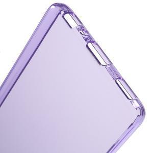 Gelový obal na mobil Huawei P9 - fialový - 3