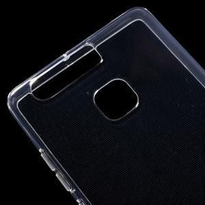 Transparentní gelový obal na mobil Huawei P9 - 3