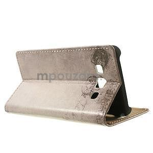 Peněženkové pouzdro pro Samsung Galaxy A3 - americké srdce - 3
