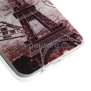 Gelový obal na Samsung Galaxy A3 - Eiffelova věž - 3