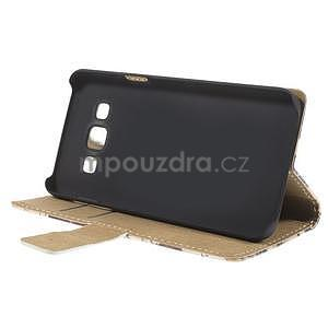 Peněženkové pouzdro na Samsung Galaxy A3 - Eiffelova věž - 3
