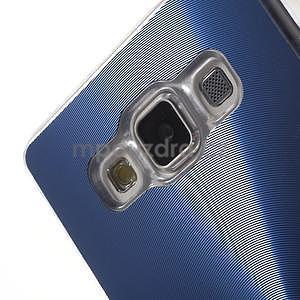 Modrý metalický kryt na Samsung Galaxy A5 - 3