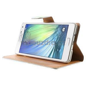 Peněženkové zapínací pouzdro na Samsung Galaxy A5 - barvy - 3