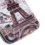 Ultra tenký gelový obal Samsung Galaxy S5 mini - Eiffel - 3/7