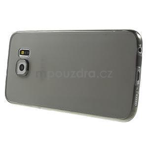 Ultra tenký obal na Samsung Galaxy S6 - šedý - 3
