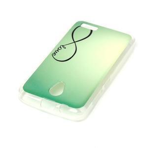 Softy gelový obal na mobil Lenovo A319 - love - 3