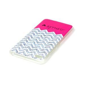 Glossy gelový obal na mobil Lenovo S90 - smile - 3