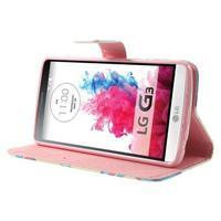Obrázkové pouzdro na mobil LG G3 - kreace - 3/7
