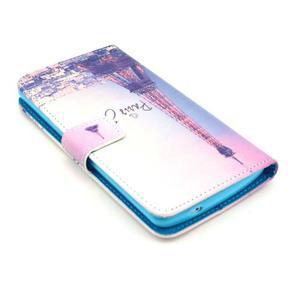 Obrázkové pouzdro na mobil LG G3 - Eiffelova věž - 3