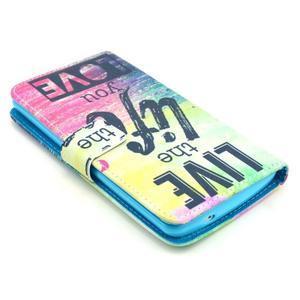 Obrázkové pouzdro na mobil LG G3 - love - 3