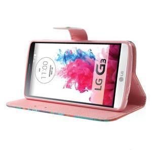 Obrázkové pouzdro na mobil LG G3 - tribal - 3
