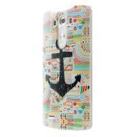 Gelový kryt na mobil LG G3 - kotva - 3/7