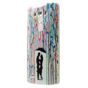 Gelový kryt na mobil LG G3 - pár - 3