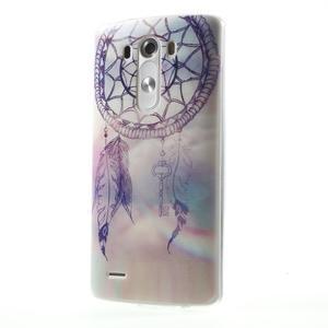 Silks gelový obal na mobil LG G3 - dream - 3
