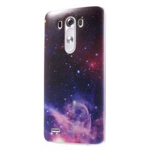 Silks gelový obal na mobil LG G3 - galaxy - 3