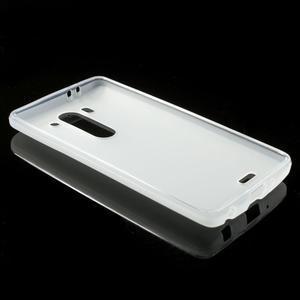 Transparentní matný gelový kryt LG G3 s - 3
