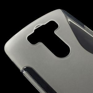 S-line transparentní gelový obal na LG G3 s - 3