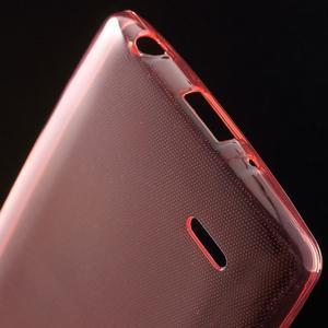 Ultra tenký slimový obal LG G3 s - červený - 3