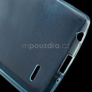 Ultra tenký slimový obal LG G3 s - světle modrý - 3
