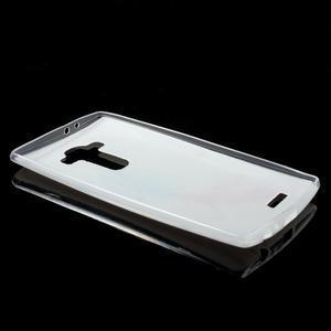 Softy gelový obal na mobil LG G4 - peříčko - 3