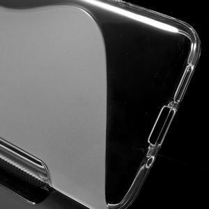S-line gelový obal na mobil LG G5 - transparentní - 3