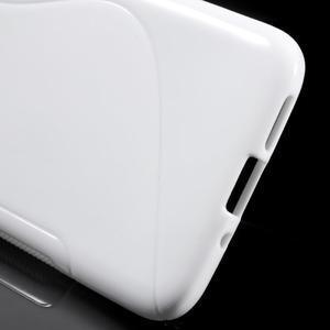 S-line gelový obal na mobil LG G5 - bílý - 3