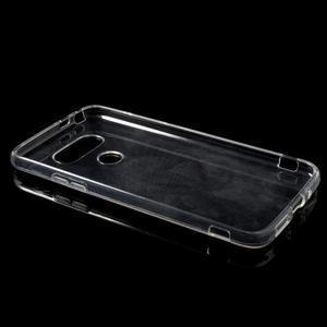 Transparentní gelový kryt na LG G5 - 3