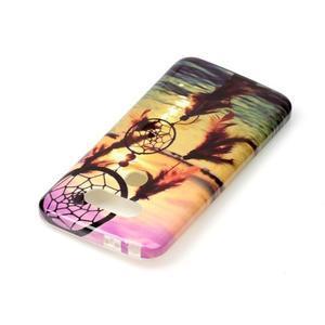 Gelový obal na mobil LG G5 - lapač snů - 3