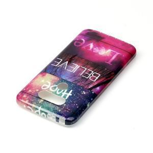 Gelový obal na mobil LG G5 - hope - 3