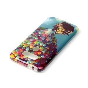 Gelový obal na mobil LG G5 - vznášející se balónky - 3