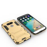 Odolný kryt na mobil LG G5 - zlatý - 3/6