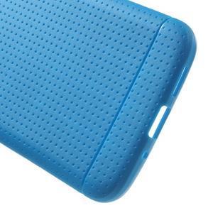 Rubby gelový kryt na LG G5 - modrý - 3