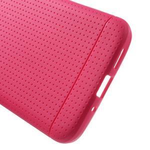 Rubby gelový kryt na LG G5 - rose - 3