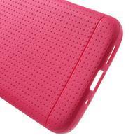 Rubby gelový kryt na LG G5 - rose - 3/6
