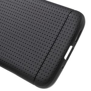 Rubby gelový kryt na LG G5 - černý - 3