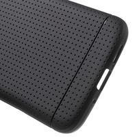 Rubby gelový kryt na LG G5 - černý - 3/6