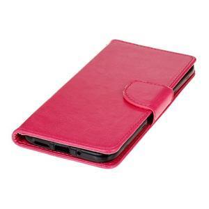 Lees peněženkové pouzdro na LG G5 - rose - 3