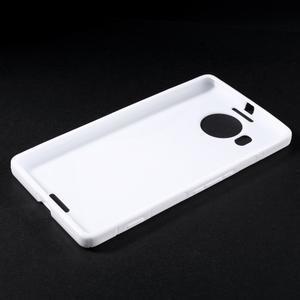 S-line gelový obal na mobil Microsoft Lumia 950 XL - bílý - 3