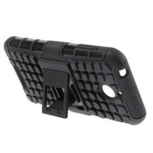 Outdoor odolný kryt na mobil HTC Desire 510 - černý - 3