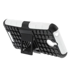 Outdoor odolný kryt na mobil HTC Desire 510 - bílý - 3