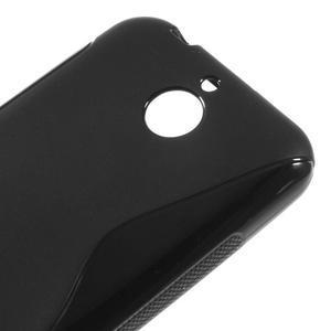 S-line gelový obal na mobil HTC Desire 510 - černý - 3