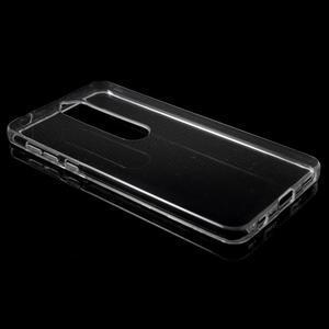 Čirý gelový obal na Nokia 6.1 - 3
