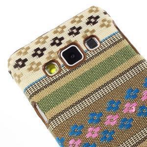 Obal potažený látkou na Samsung Galaxy A3 - 3