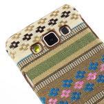 Obal potažený látkou na Samsung Galaxy A3 - 3/5
