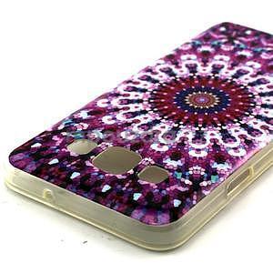 Gelový obal na Samsung Galaxy A3 - kaleidoskop - 3