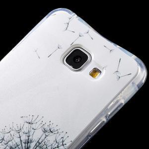 Tvarovaný gelový obal na Samsung Galaxy A5 (2016) - láska - 3