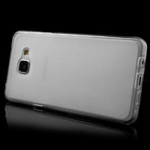Matný gelový kryt pro Samsung Galaxy A5 (2016) - bílý - 3